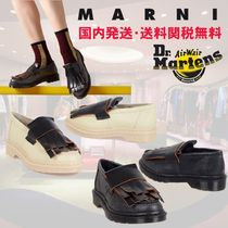 MARNI Casual Style Unisex Collaboration Plain Leather Party Style