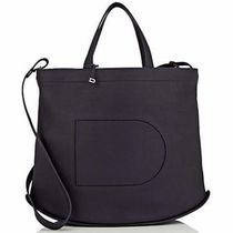 DELVAUX Street Style Totes