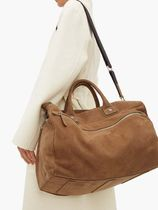 CONNOLLY Casual Style Unisex Suede Blended Fabrics Street Style A4