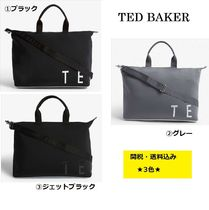 TED BAKER Casual Style Plain Office Style Totes