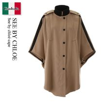 See by Chloe Ponchos & Capes