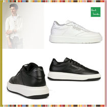 Paul Smith Street Style Plain Leather Sneakers