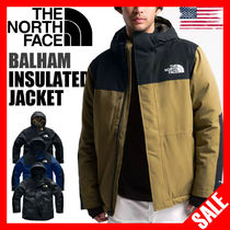 THE NORTH FACE Short Street Style Oversized Down Jackets