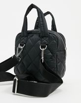 MONKI Casual Style Plain Backpacks
