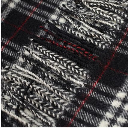 FRED PERRY Unisex Street Style Logo Scarves