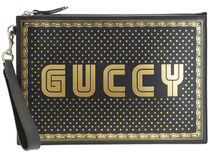 GUCCI Casual Style Office Style Elegant Style Bags