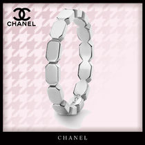CHANEL PREMIERE Casual Style Unisex Party Style Platinum Office Style