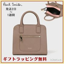 Paul Smith 2WAY Leather Shoulder Bags