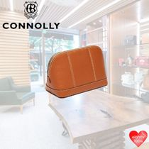 CONNOLLY Casual Style Unisex Street Style Plain Office Style