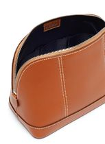 CONNOLLY Casual Style Unisex Street Style Plain Leather Office Style