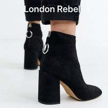 London Rebel Boots Boots