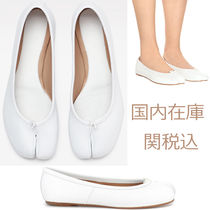 Maison Martin Margiela Tabi Plain Ballet Shoes