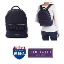 TED BAKER Casual Style Unisex Street Style Backpacks