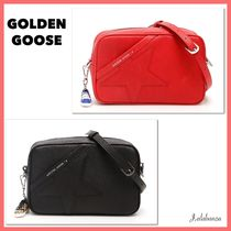 Golden Goose Star Casual Style Leather Party Style Elegant Style