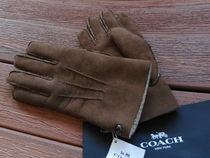 Coach Smartphone Use Gloves