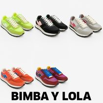 bimba & lola Rubber Sole Casual Style Low-Top Sneakers