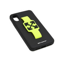 Off-White Street Style Plain Smart Phone Cases