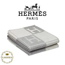 HERMES Unisex Throws