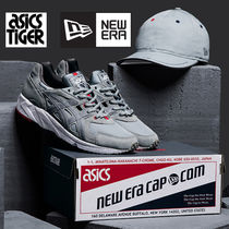 New Era Street Style Collaboration Sneakers