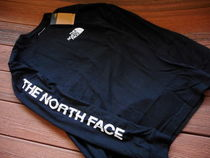 THE NORTH FACE Unisex Street Style Collaboration Logo Outdoor T-Shirts