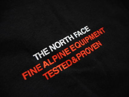 THE NORTH FACE More T-Shirts Unisex Street Style Collaboration Logo T-Shirts 5