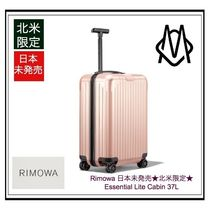 RIMOWA ESSENTIAL LITE Unisex 1-3 Days Carry-on Luggage & Travel Bags