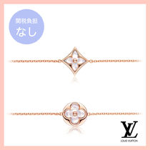 Louis Vuitton Casual Style Party Style 18K Gold Office Style Elegant Style