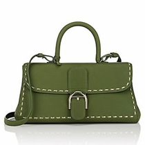 DELVAUX Street Style Plain Totes