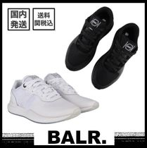 BALR Blended Fabrics Street Style Sneakers