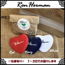 Ron Herman Casual Style Plain Logo Accessories