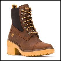 Timberland Plain Leather Boots Boots