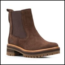 Timberland Plain Leather Boots