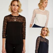 NAF NAF Casual Style Elegant Style Shirts & Blouses