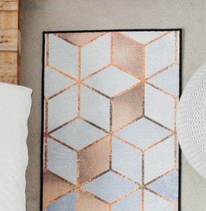 Geometric Patterns Outdoor Mats & Rugs Carpets & Rugs
