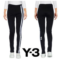 Y-3 Casual Style Street Style Glitter Bottoms