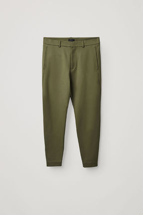 Plain Men Skinny Pants