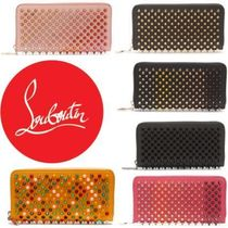 Christian Louboutin Leather Long Wallets