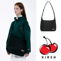 KIRSH Casual Style Street Style Plain Shoulder Bags