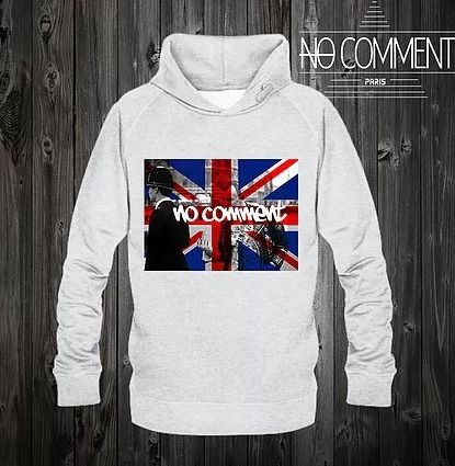 Unisex Street Style Long Sleeves Cotton Hoodies