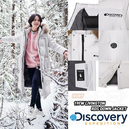 ★Discovery Expedition★19FW LIVINGSTON RDS DOWNJACKET WOMAN