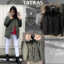 TATRAS Plain Medium Parkas
