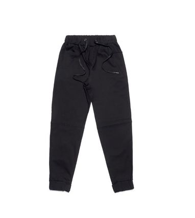 STIGMA Joggers & Sweatpants Unisex Street Style Plain Cotton Logo Joggers & Sweatpants 4