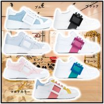 Roger Vivier Casual Style Low-Top Sneakers