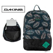 DAKINE Tropical Patterns Casual Style Unisex Street Style Backpacks