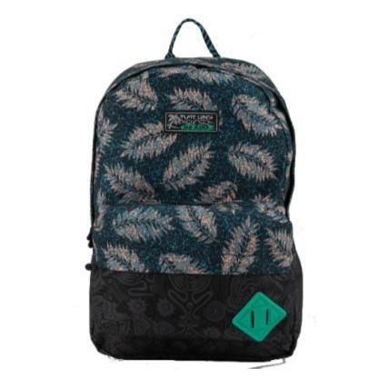 Tropical Patterns Casual Style Unisex Street Style Backpacks