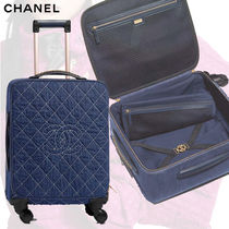 CHANEL Luggage & Travel Bags