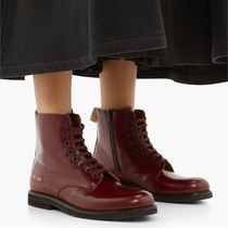 Common Projects Casual Style Street Style Plain Boots Boots