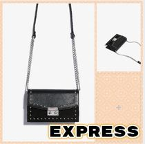 EXPRESS Casual Style Party Style Office Style Elegant Style Bags