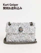 Kurt Geiger Casual Style Party Style With Jewels Elegant Style Handbags