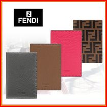 FENDI Unisex Passport Cases